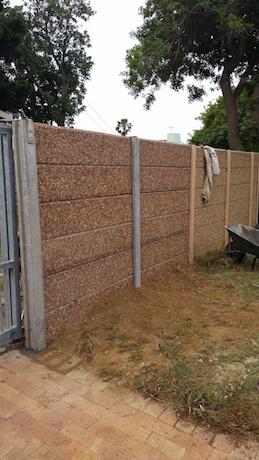 Perimeter Concrete Walls