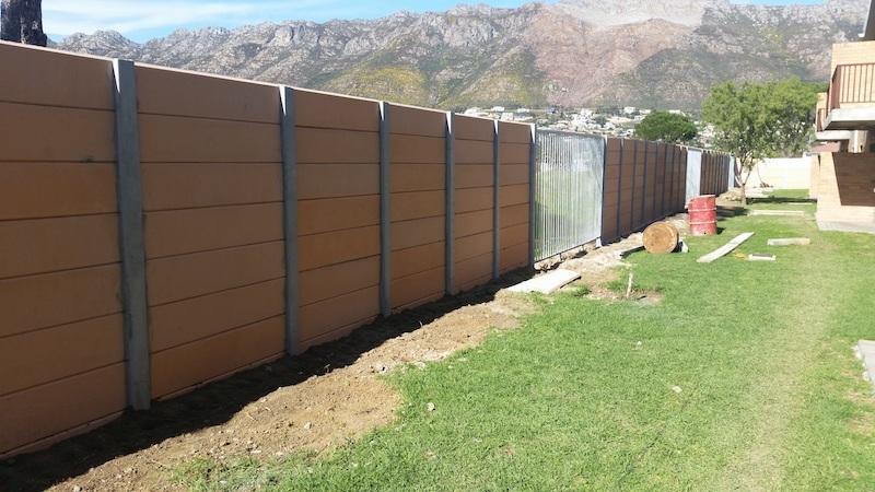 Perimeter Precast Concrete Walls
