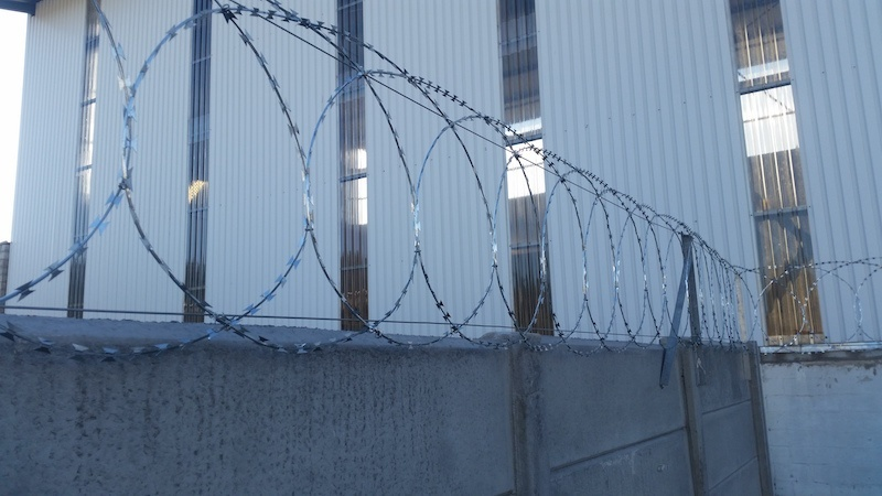 Razor Wire Fencing Products
