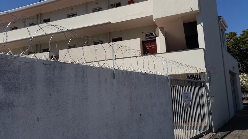 Razor Wire Perimeter Security