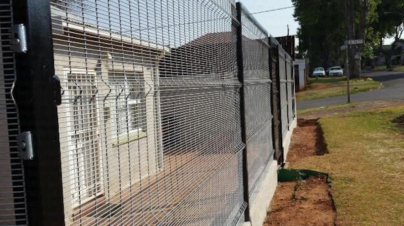 High Density ClearView Security- Fencing