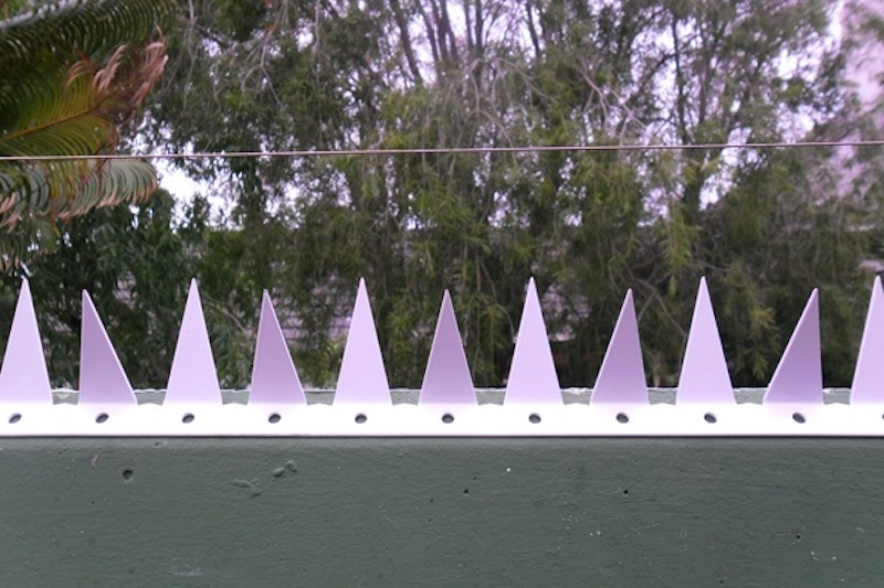 Comb Wall Spikes