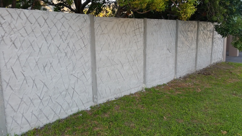 Perimeter Security Walls