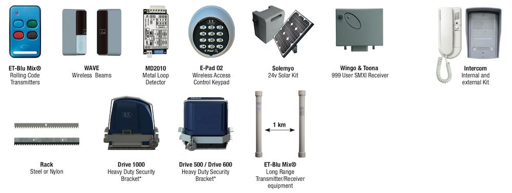 Gate Motor Accessories